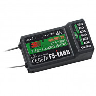 FlySky FS - iA6B 2.4GHz 6CH Receiver PPM Output with iBus Port for RC Model