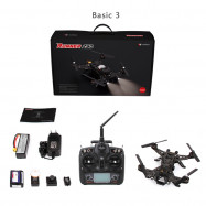 Walkera Runner 250 Upgraded Drone OSD Racer Modular HD Camera 250 Size Racing Quadcopter with DEVO 7 Transmitter ( Basic 3 Package ) EU Plug