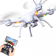 SYMA X5SW RC Drone WiFi Camera Quadcopter Real-time Transmit Headless Mode