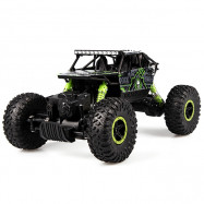 HB - P1801 1:18 Scale RC Climbing Car 2.4G 4.8V 700mAh Double Motors Four-wheel Drive EU Plug