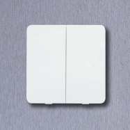 Yeelight Smart Switch Self-rebound Design Double Bond
