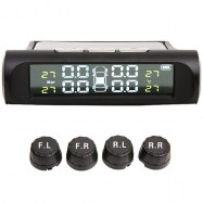 LT - 468 Intelligent Stable Durable External Sensor Tire Pressure Monitoring System