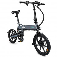 FIIDO D2 Smart Folding Bike Electric Moped Bicycle 7.8Ah Battery / with Double Disc Brakes