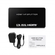 HDMI 4-in-1 Splitter Switch for 4K x 2K Display