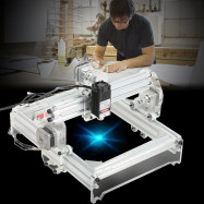 20 x 17cm 3000MW Laser Engraving Machine DIY Kit Carving Instrument