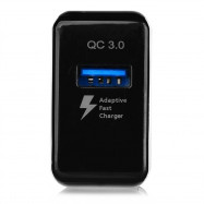 QC 3.0 5V/3A Quick Charge US Plug USB AC Charger / USB Fast Charger Adapter