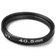 40.5mm Camera UV Protection Filter Lens for Canon Nikon Sony