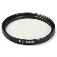 52mm MC UV Multi-coated Ultra-violet Filter Protector for Sony Canon DSLR Camera