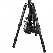 Zomei Z699C 59.4 Inches Professional Camera Video Carbon Fiber Tripod