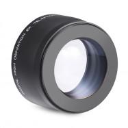 Digital High Definition 58MM 2X Teleconverter Telephoto Lens for DSLR Camera