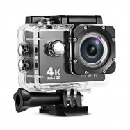 Remote Control 4K Waterproof Action Camera for Sports