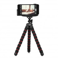 10 inch Flexible Octopus Tripod Holder for Phone and Camera