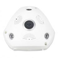 360 Degree VRCam 1080P Wireless Fisheye Panoramic IP Camera WiFi 2.0 MP Surveillance Security System