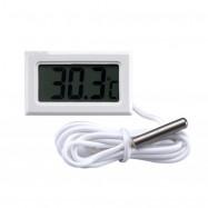 Digital Thermometer Aquarium Refrigerator Water Thermometer Thermometer with Water Resistant Probe