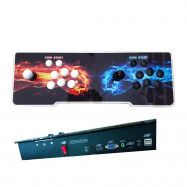 1220 Video Games Arcade Console Machine Double Joystick Pandora's Box Mccxx  VGA HDMI EU Plug 8