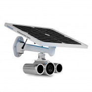 WANSCAM HW0029 - 5 HD 1080P 2.0MP Outdoor Solar Powered Security IP Camera