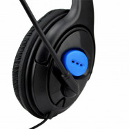 3.5mm Wired Headphones Gaming for PC Computer for PS4 xbox one with Mic