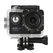 2.4GHz WiFi Ultra HD Waterproof Sports Camera with Remote Control
