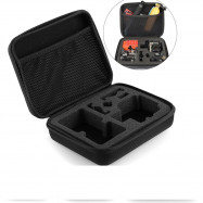 Medium EVA Travel Storage Carry Hard  Case for GoPro Hero 6/ Hero 5/ 4/SJ7000/SJ6000 Action Cameras