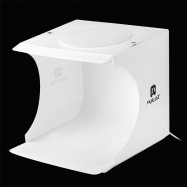 550LM PULUZ Mini LED Light Room Photo Studio Lighting Tent Backdrop Cube Box