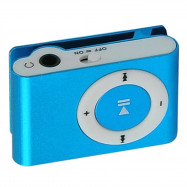 MP3 Music Media Player Support 32GB Micro SD TF Card Mini Fashion Clip for Singing Reading Best Gift