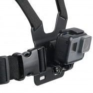 Universal Chest Strap Action Camera Mount for GoPro / SJCAM / YI Sports Cameras