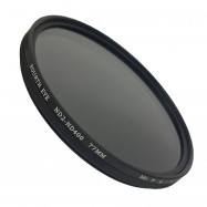 Fourth Eye Slim Fader ND Filter ND2 To ND400 All-In-One Variable ND Filter