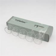 5PCS Original YUHETEC Glass Tank for Eleaf Melo 4 D25 /GeekVape Ammit 25 RTA