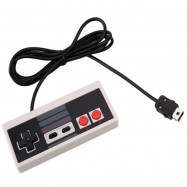 Nes Mini Classic Wired Game Controller Compatible with Wii Wiiu Handle
