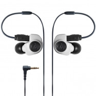 Audio-technica IM50 Double Dynamic In-Ear Sports Running Headphones