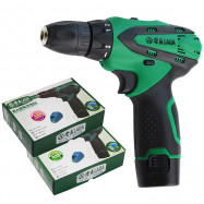 LAOA LA712112 - U Stepless Speed Change / LED Light / Adjustable Clamp Electric Drill