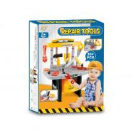 ranxian Luxury Simulation Repair Builder Tools Kit for Kids
