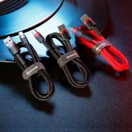 Baseus Careful Charging QC 3.0 Cable Data Transmission Type-C 3A 1M