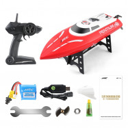 JJRC S1 Waterproof Turnover Reset Water Cooling High Speed 25km/h RC Boat