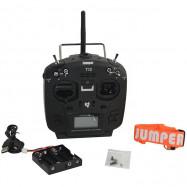 Jumper T12 Plus Multi - protocol Radio Transmitter W / JP4 - in - 1 RF Module Hall Sensor Gimbal