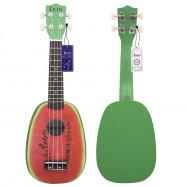 IRIN 21 inch 4 String Hawaii Basswood Ukulele Watermelon Design Musical Instrument
