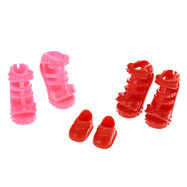 42pcs Accessories Supplies for Barbie Doll Girl Christmas Gift