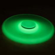 Plastic Moulded Glow in the dark Finger Spinner