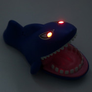 Trick Toy Shark Style Bite Finger English Version Spoof Toy