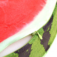 Simulation 3D Watermelon High-elastic Pillow Cushion Plush Toy