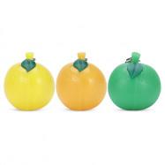 Squishy TPR Simulate Orange Squeeze Toy Pendant Decoration