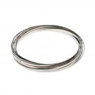 Stainless Steel Flow Ring 3D Magic Toy Stress Reliever