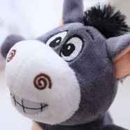 Cute Burro Shape Smart Educational Stuffed Toy Singing Talking Walking Recording Doll for Kids