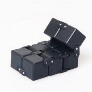 Infinity Cube Fidget Toy Single Finger Endless Fun Decompression Stress Relief