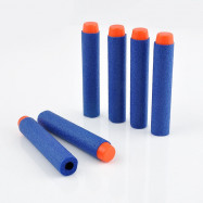 10PCS Bullet Darts For NERF Kids Toy Gun