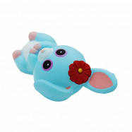 Long Ears Rabbit Jumbo Squishy Slow Rising Packaging Collection Gift Soft Toy