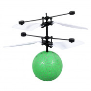 Intelligent Induction Flying Luminous Ball with Colored Light