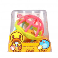 B.DUCK WL - BD001 Baby Soft Rubber Hand Ball