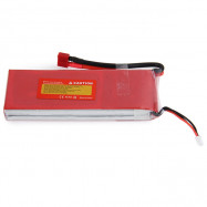 ZOP Power 5000mAh 7.4V 40C T Plug Lithium Battery RC Car Spare Part