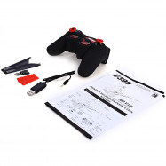 V398 Missile Launching Built-in Gyro Infrared RC Helicopter 3.5 Channel Remote Control Helicogyro